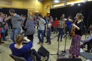 Ceilidh-in-Full-Swing