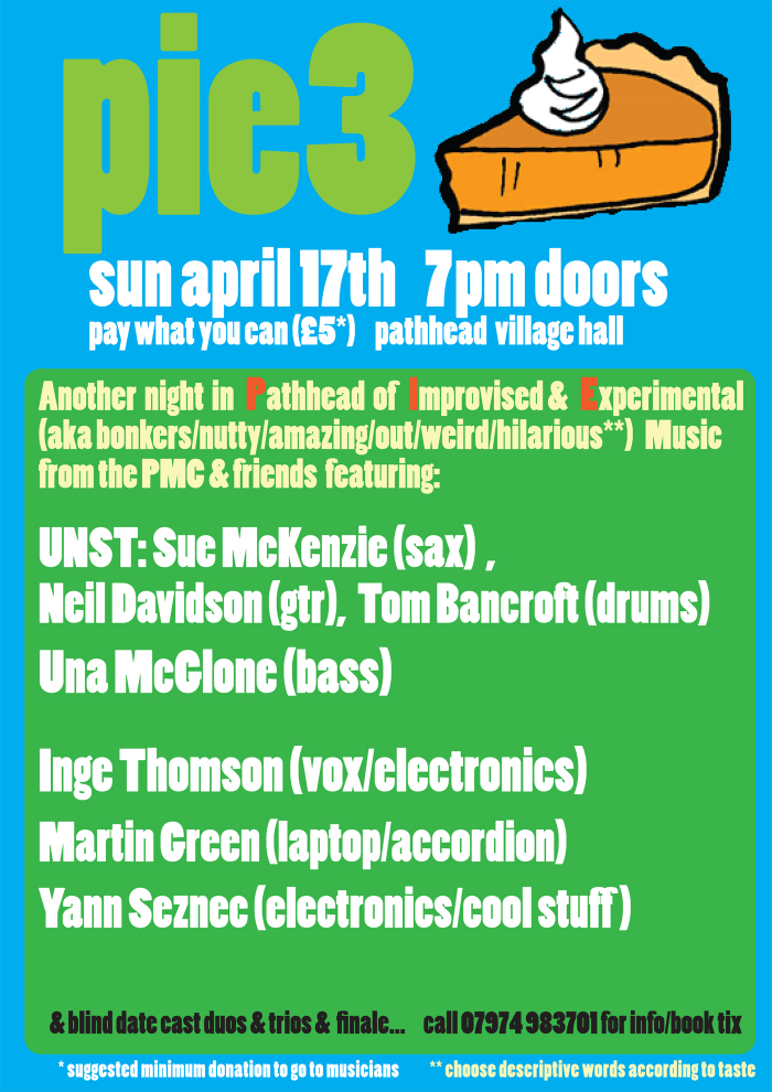 Sunday 17 April